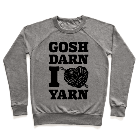 Gosh Darn I Love Yarn