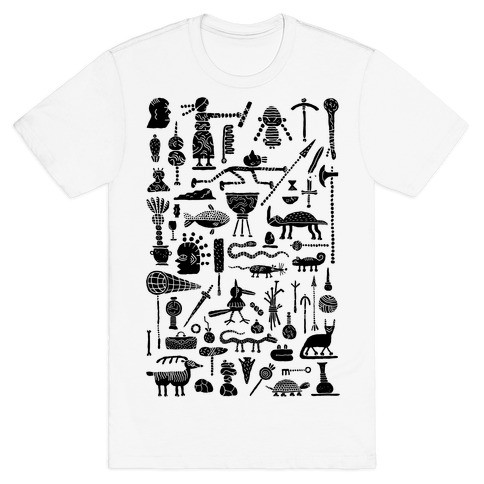 Ancient Tools T-Shirt