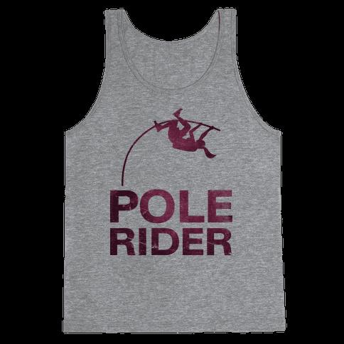 Pole Rider Tank Top