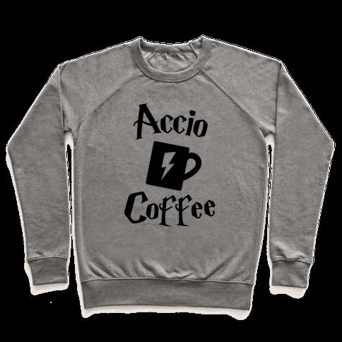 Accio Coffee Pullover
