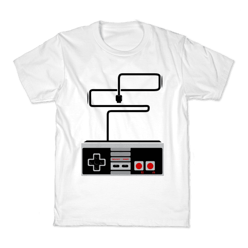 Retro Video Game Controller Kids T-Shirt