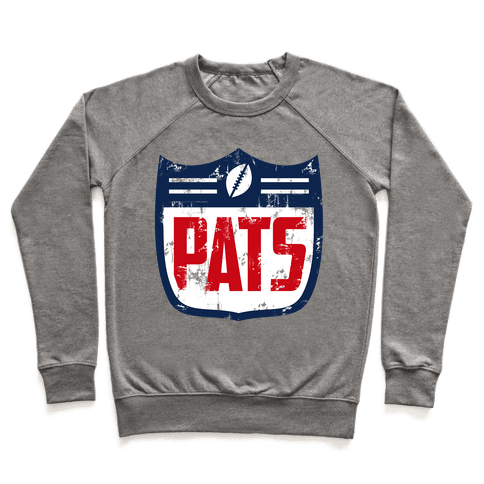 New England Football Pullover