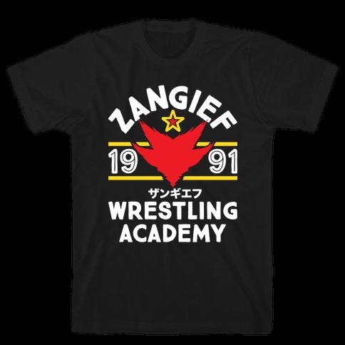 Zangief Wrestling Academy