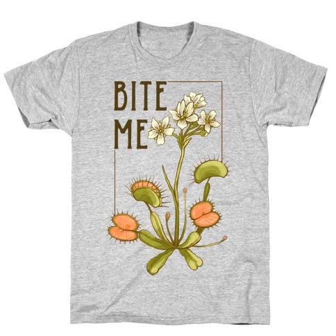 Bite Me Venus Flytrap T-Shirt