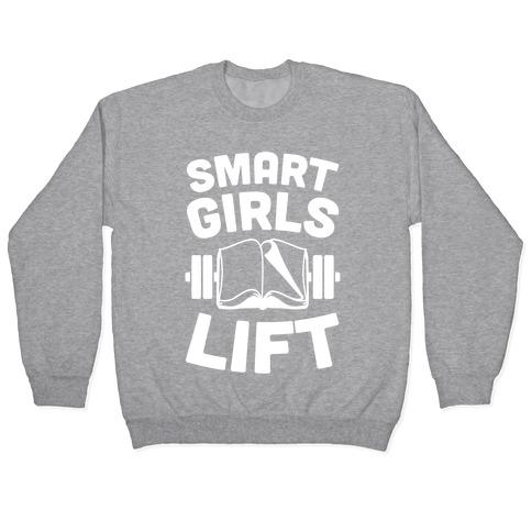 Smart Girls Lift Pullover