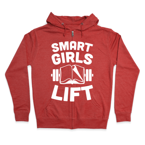 Smart Girls Lift Zip Hoodie