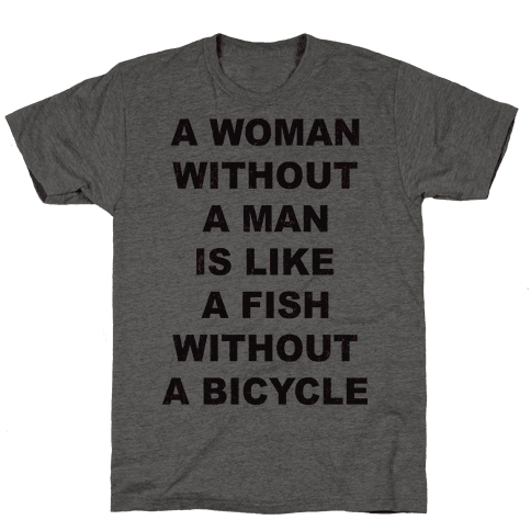 Woman Without Man