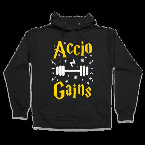 Accio Gains Hooded Sweatshirt