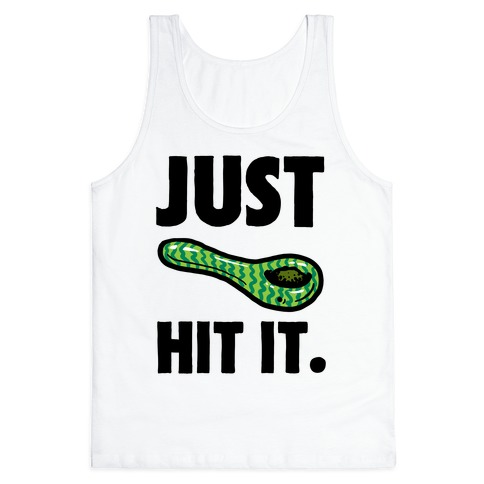 Just Hit It Tank Top