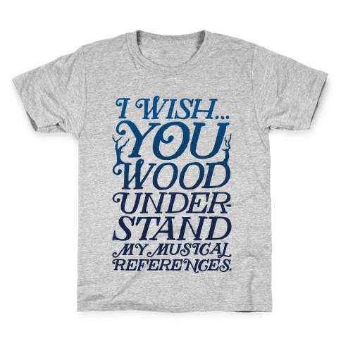 I Wish Kids T-Shirt