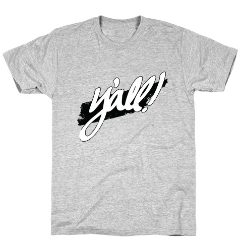 Y'all! (Tennessee) Mens T-Shirt