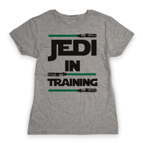 Jedi In Training Womens T-Shirt