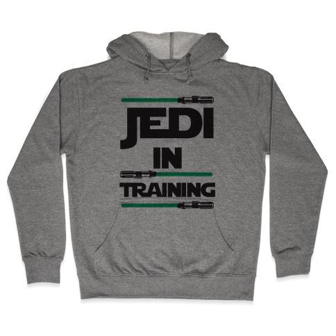 Jedi In Training Hooded Sweatshirt