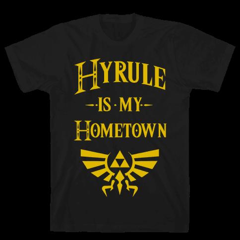 Hyrule Is My Hometown
