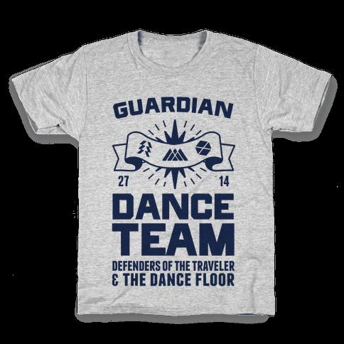 Guardian Dance Team Kids T-Shirt
