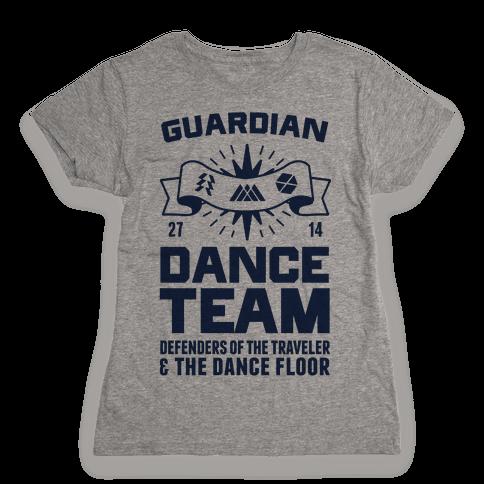 Guardian Dance Team Womens T-Shirt