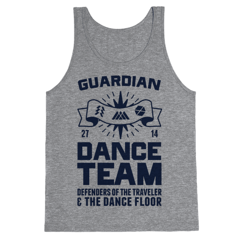 Guardian Dance Team Tank Top