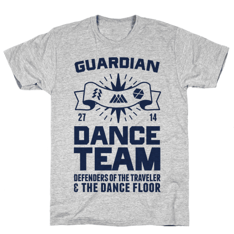 Guardian Dance Team Mens T-Shirt