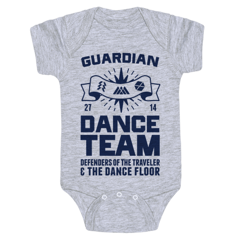 Guardian Dance Team Baby Onesy