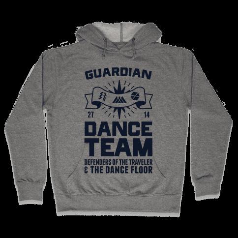 Guardian Dance Team Hooded Sweatshirt