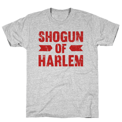 Shogun Of Harlem Mens T-Shirt