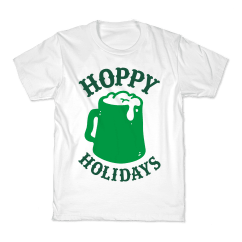Hoppy Holidays Kids T-Shirt