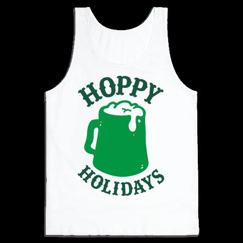 Hoppy Holidays Tank Top