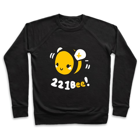 221 Bee Pullover