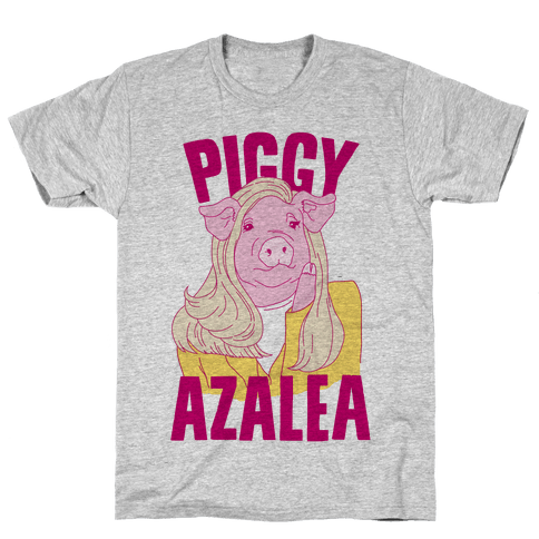 Piggy Azalea Mens T-Shirt