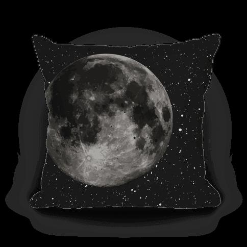 Moon Pillow