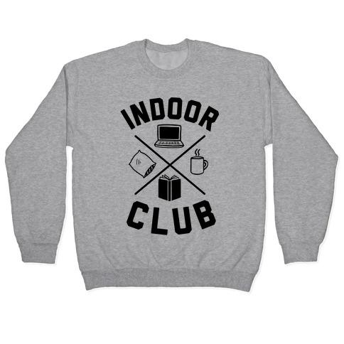Indoor Club Pullover