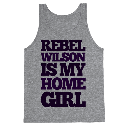 Rebel Wilson Homegirl Tank Top