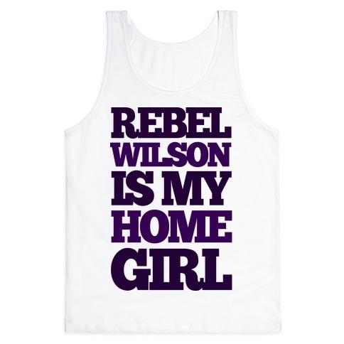 Rebel Wilson Homegirl Tank Top