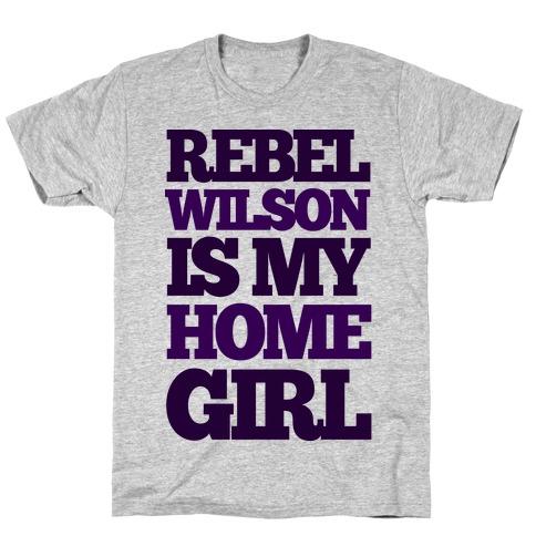 Rebel Wilson Homegirl T-Shirt