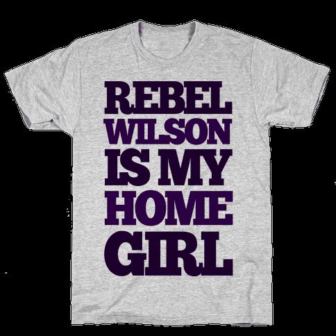 Rebel Wilson Homegirl Mens T-Shirt