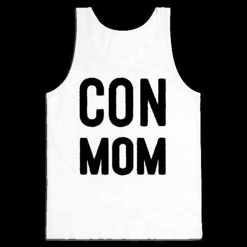 Con Mom Tank Top
