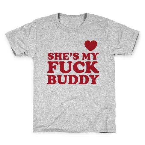 F*** Buddies (Couples) Kids T-Shirt