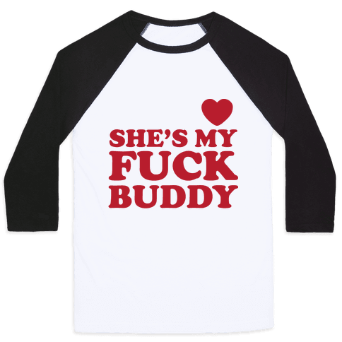 F*** Buddies (Couples) Baseball Tee