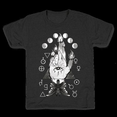 Hand Of Glory Kids T-Shirt