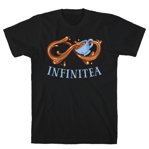 Infinite Tea Mens T-Shirt