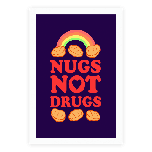 Nugs Not Drugs