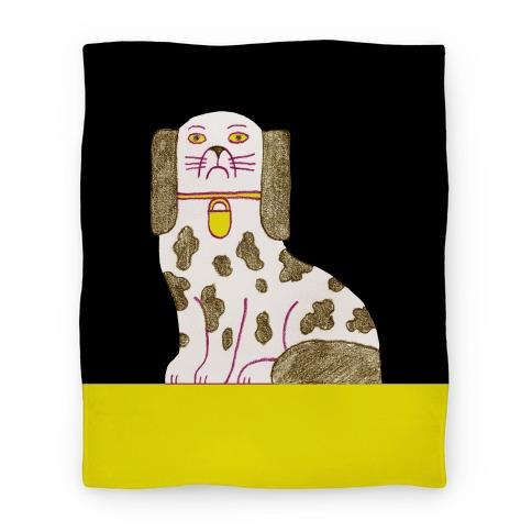 Rich Pup Blanket Blanket