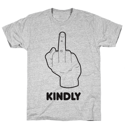 Kindness Mens T-Shirt