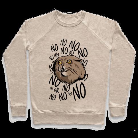No No No! Cat Pullover