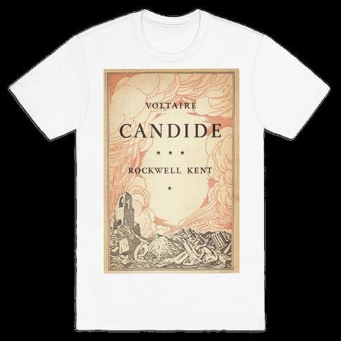 Candide Mens T-Shirt