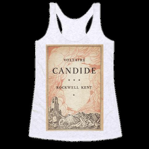 Candide Racerback Tank Top
