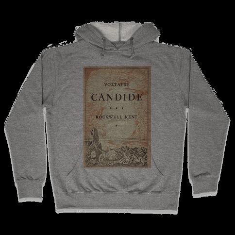 Candide Hooded Sweatshirt