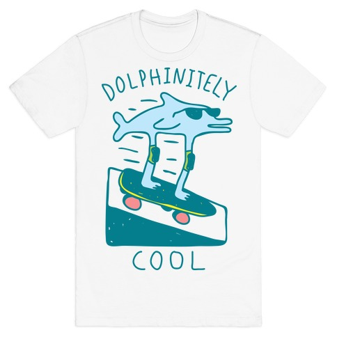 f1d7e121 Dolphin T-Shirts | LookHUMAN