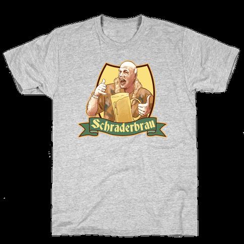 Schraderbrau Mens T-Shirt