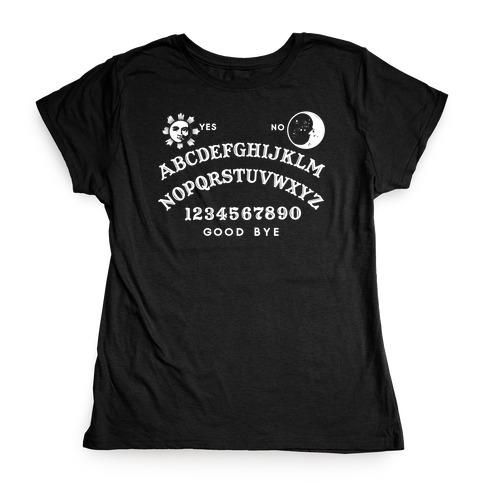 Ouija Womens T-Shirt